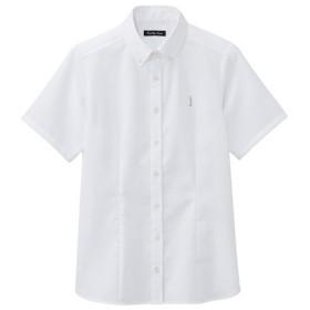 [マルイ] 半袖T/Cオックスフォードボタンダウンシャツ【制服】【venus】/イーストボーイ(スクール)(EAST BOY)