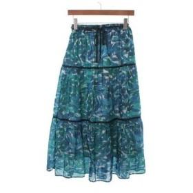 BLUE LABEL CRESTBRIDGE / ブルーレーベルクレストブリッジ スカート レディース