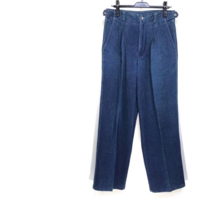 【中古】 シナコバ SINACOVA パンツ サイズ80 レディース ブルー LUPO DI MARE