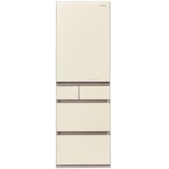 PANASONIC NR-E454PX-N シャンパンゴールド [冷蔵庫 (450L・右開き)]