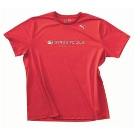 PBスイスツールズ PBSWISSTOOLS 2751 PBスイスツール プーマTシャツ(レッド) S
