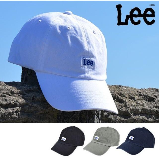 ec8709060e4ae キャップ LEE リー LOW CAP COTTON 100176303 6パネル シックスパネル カジュアル 春 夏 春夏