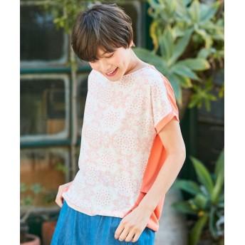 Tシャツ - Cutie Blonde 【UV・吸水速乾・洗濯機可】切り替えデザインプルオーバー