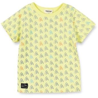 【40%OFF】 ブランシェス シャーク柄半袖Tシャツ(80~140cm) レディース イエロー 140cm 【branshes】 【セール開催中】