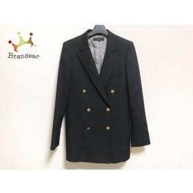 モガ MOGA コート サイズ3 L レディース 美品 黒 春・秋物/肩パッド 新着 20190420