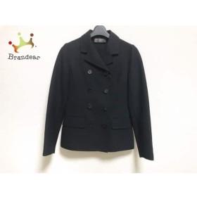 ボディドレッシングデラックス BODY DRESSING Deluxe ジャケット サイズ9 M レディース 美品 黒   スペシャル特価 20190729