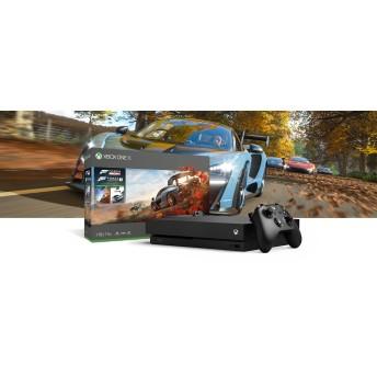 Xbox One X 1 TB 本体 - Forza Horizon 4 & Forza Motorsport 7 同梱版