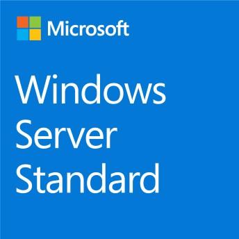 Windows Server 2019 Standard - 16 コア ライセンス パック + 10 CAL