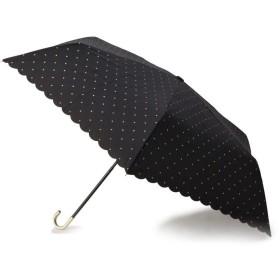 傘 - Dessin ドットグリッター ヒートカット折傘
