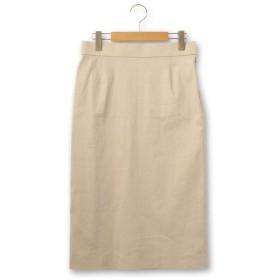 KEITH Lサイズ / キースエルサイズ リネンコットン スカート