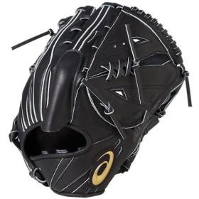 アシックス 一般軟式グラブ ゴールドステージ スピードアクセル 投手用 右投げ 軟式野球 3121A197