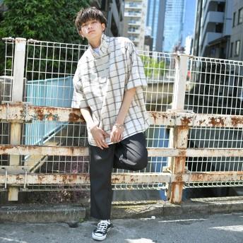 Tシャツ - kutir 【kutir】TRハーフジップTシャツ