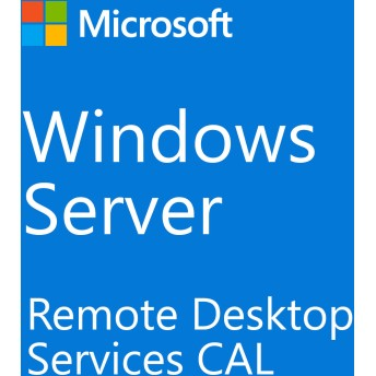 Windows Server 2019 Remote Desktop Server CAL - 5 Pack of User CAL