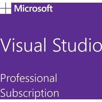 Visual Studio Professional サブスクリプション (更新)