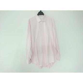 【中古】 ジバンシー GIVENCHY 長袖シャツ サイズ50 メンズ ピンク MONSIEUR