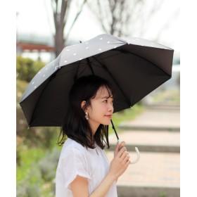 傘 - SESTO バード柄日傘 晴雨兼用 紫外線遮蔽率99.9%以上 遮光率100%