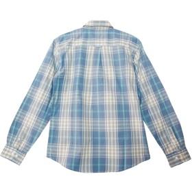 シャツ - BIRIGO エスペーラ メンズ トップス ロング スリーブ シャツ ESPEARA 873401 Broad Check Reg CollarShirts 長袖 チェック柄 襟 シャツ かっこいい おしゃれ 春 秋 薄手 ワンポケット カジュアル オリジナル
