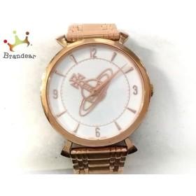 ヴィヴィアン VivienneWestwood 腕時計 VW-7743 レディース 白   スペシャル特価 20190717