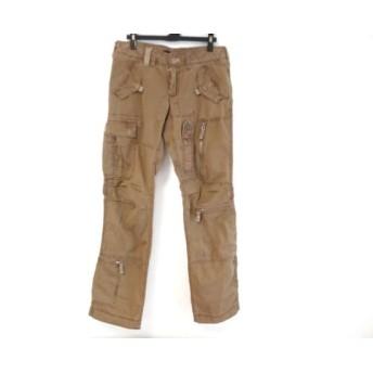 【中古】 ラルフローレン RalphLauren パンツ サイズ11 メンズ ライトブラウン