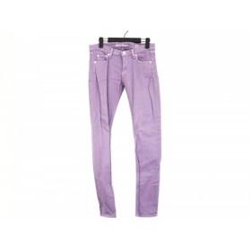 【中古】 サマンサタバサ Samantha Thavasa パンツ サイズ不明 レディース パープル Jeans