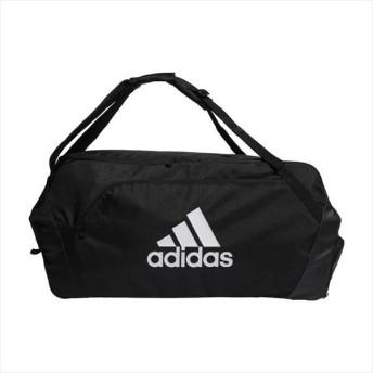 [adidas]アディダス バッグ EPS 2.0 3way チームバッグ 75L バックパック リュック ショルダー ダッフル ボストン (FST59)(DT3740)ブラック