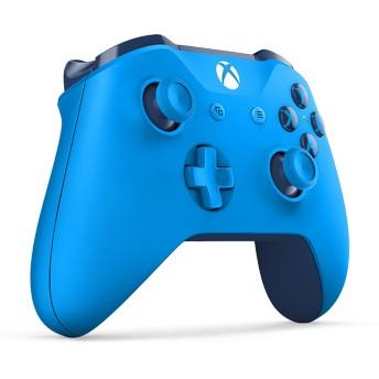 Xbox ワイヤレス コントローラー (ブルー)