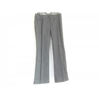 【中古】 セオリー theory パンツ サイズ2 S レディース ダークグレー