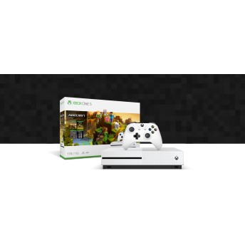 Xbox One S 1 TB 本体 - Minecraft マスター コレクション同梱版