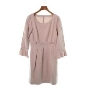 PROPORTION BODY DRESSING / プロポーションボディドレッシング レディース ワンピース 色:ピンク サイズ:2(M位)