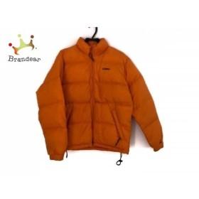 エルエルビーン L.L.Bean ダウンジャケット サイズSMALL S メンズ オレンジ 冬物     スペシャル特価 20191217