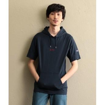 ラブレス MEN 別注Tシャツパーカー メンズ ネイビー1 2 【LOVELESS】