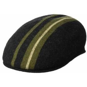 separation shoes 3f2de 401d3 カンゴール メンズ 帽子 アクセサリー Identity Stripe 504 Black