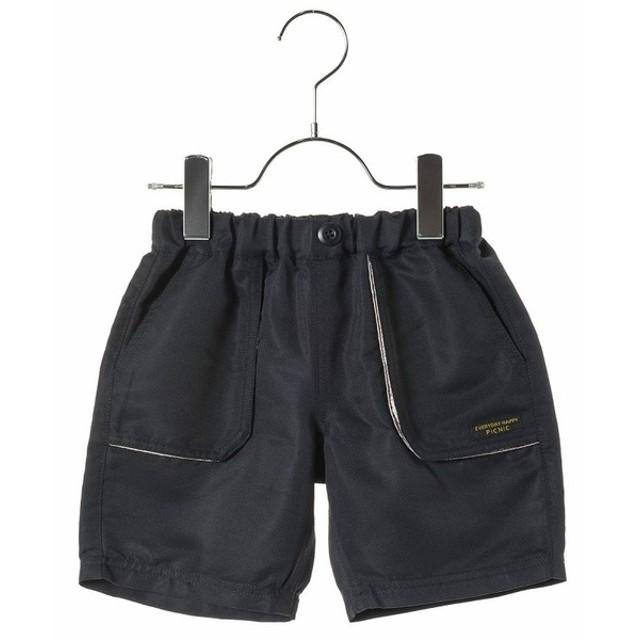 ベビー PICNIC MARKET ハーフパンツ ブラック ベビー・キッズウェア ベビー(70~95cm) ボトムス(男児) (192)
