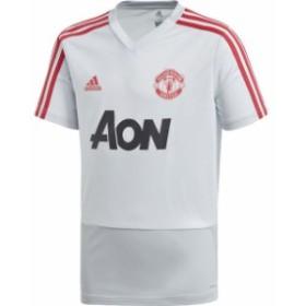 91 JR MUFC トレーニング シャツ adidas(アディダス) サッカートレーニングシャツ J (euw70-dp6829)