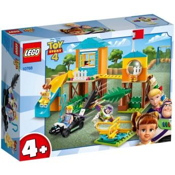【オンライン限定価格】レゴ トイ・ストーリー4 10768 バズ&ボー・ピープの遊び場の冒険