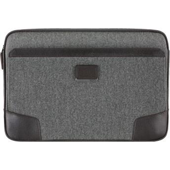 TUMI コーティング タブレットカバー (グレー/ブラウン) for Surface Pro