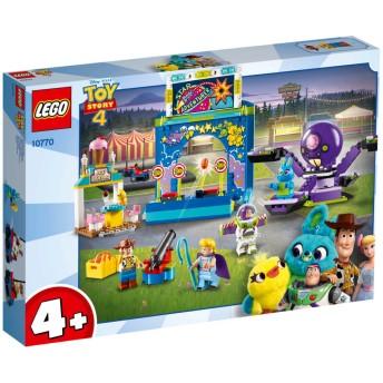 【オンライン限定価格】レゴ トイ・ストーリー4 10770 バズ&ウッディのカーニバルマニア