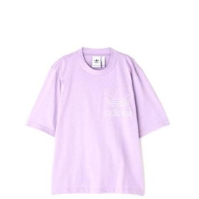 ROSE BUD / ローズ バッド ロゴ刺繍Tシャツ