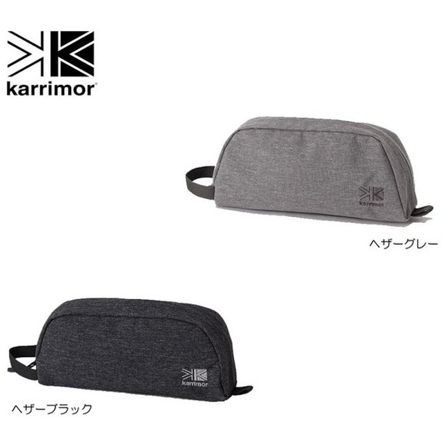 【限定カラー】カリマー トリビュート ハンドバッグ ポーチ karrimor 小物入れ