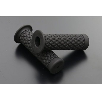 メーカー在庫あり PMC 汎用 トラッドダイヤハンドルグリップ(ブラック)