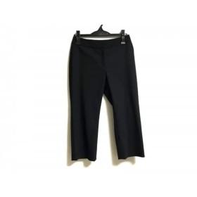 【中古】 フォクシー FOXEY パンツ サイズ40 M レディース 黒