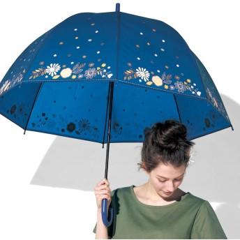 マットな質感のビニール傘
