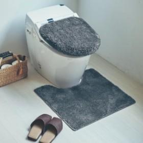 トイレのニオイに特化した消臭トイレマット・フタカバー[日本製]