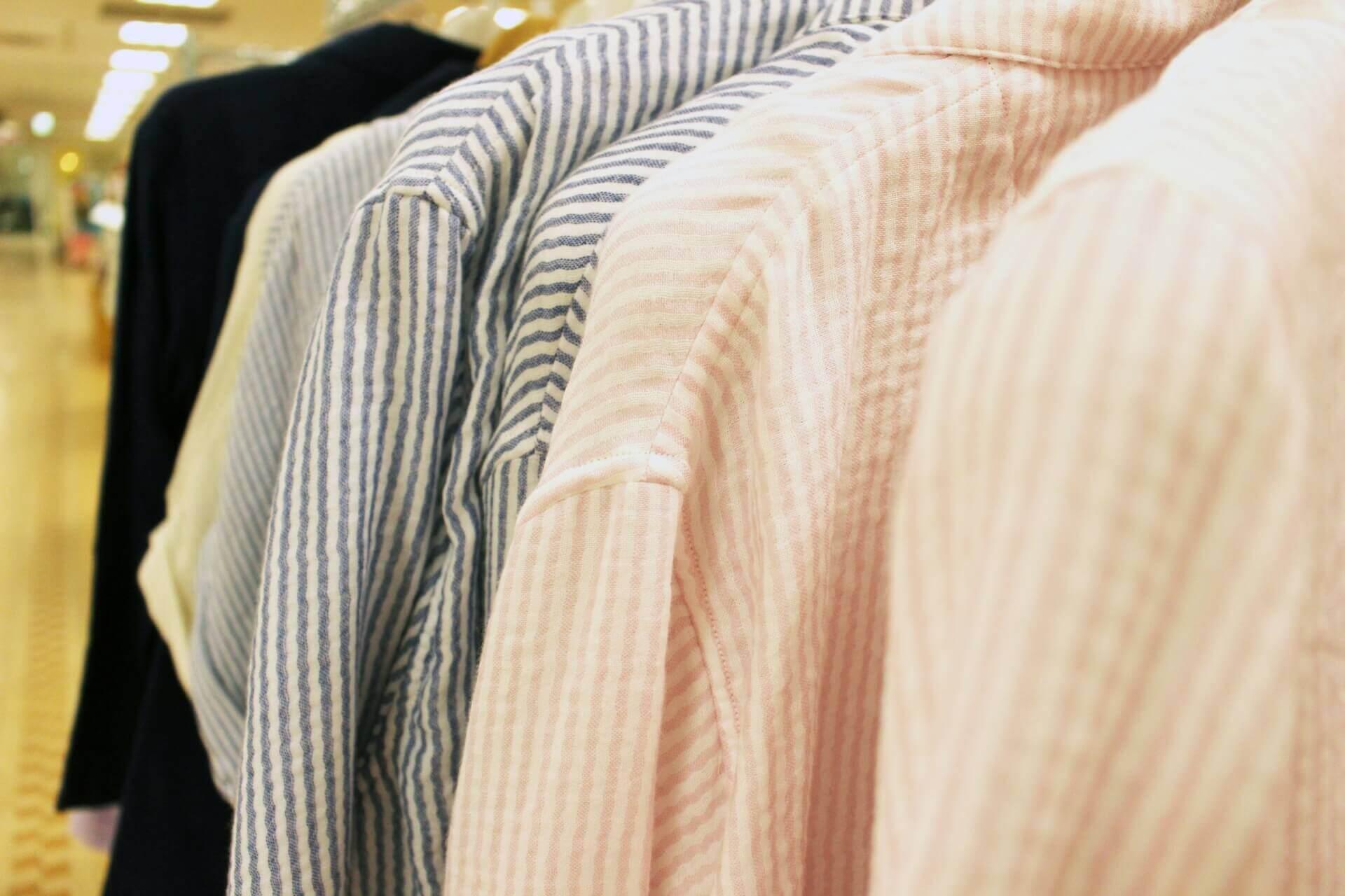 パジャマ売り場
