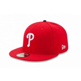 ニューエラ(NEW ERA) 59FIFTY MLB オンフィールド フィラデルフィア・フィリーズ ゲーム 11449351