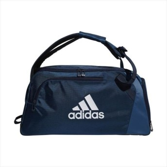 [adidas]アディダス バッグ EPS 2.0 3way チームバッグ 35L バックパック リュック ショルダー ダッフル ボストン (FST49)(DT3750)マリン