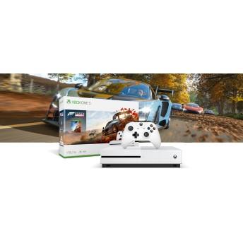 Xbox One S 1 TB 本体 - Forza Horizon 4 同梱版