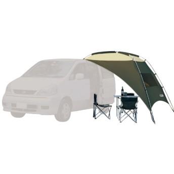 キャンプ用品 ファミリータープ CARSIDETARP AL 2332.