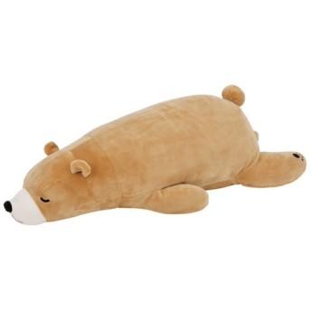 クマのクッキー(28976-13)【プレミアムねむねむアニマルズ】抱きまくら Mサイズ抱き枕