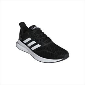 [adidas]アディダス シューズ FALCONRUN メンズ スニーカー ジョギング (F36199)ブラックホワイト